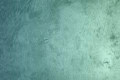 Uitstekende blauwe koperachtig hued paneeltextuur - prachtige abstracte fotoachtergrond stock foto