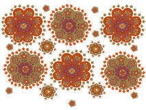Uitstekende bloei Stock Afbeelding