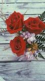 Uitstekende bloemen Royalty-vrije Stock Foto