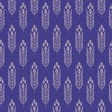 Uitstekende bloemen textiel, naadloze spattern Royalty-vrije Stock Afbeeldingen