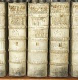 Uitstekende boeken Royalty-vrije Stock Foto