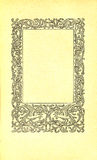 Uitstekende boekpagina Royalty-vrije Stock Afbeelding