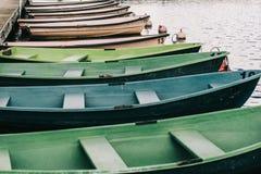 Uitstekende bootachtergrond stock afbeelding