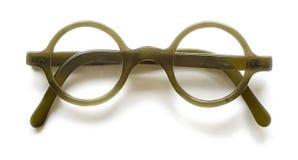 Uitstekende bril Stock Afbeelding