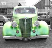 Uitstekende Britse doorwaadbare plaatsauto Royalty-vrije Stock Foto's