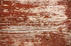 Uitstekende bruine doorstane houten textuur Royalty-vrije Stock Foto's