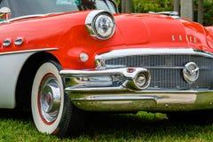 Uitstekende Buick-auto Royalty-vrije Stock Afbeeldingen