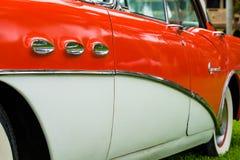 Uitstekende Buick-auto Royalty-vrije Stock Fotografie