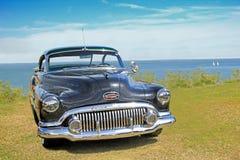 Uitstekende buick super dynaflow 1951 Royalty-vrije Stock Afbeelding