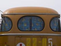 Uitstekende Bus Royalty-vrije Stock Foto's