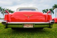 Uitstekende Cadillac-Auto Royalty-vrije Stock Afbeelding