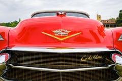 Uitstekende Cadillac-Auto Royalty-vrije Stock Fotografie