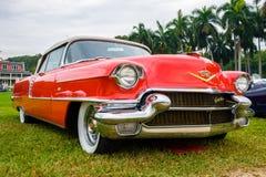 Uitstekende Cadillac-Auto Royalty-vrije Stock Foto's
