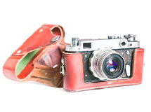 Uitstekende Camera Royalty-vrije Stock Foto's