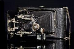 Uitstekende Camera Ernemann Royalty-vrije Stock Afbeeldingen