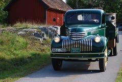Uitstekende Chevrolet-Vrachtwagen 1946 Royalty-vrije Stock Foto's