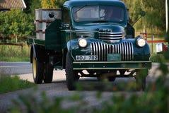 Uitstekende Chevrolet-Vrachtwagen 1946 Stock Afbeeldingen