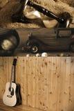 Uitstekende Collage Stock Afbeelding