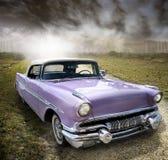 Uitstekende coupé Royalty-vrije Stock Afbeeldingen