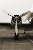 Uitstekende DC3 Motor Stock Afbeelding