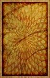 Uitstekende de Affiche van Stijlgrunge Illustratie Als achtergrond stock illustratie
