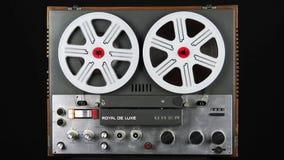 Uitstekende de Film van de Bandrecordermuziek Rolling stock video