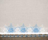 Uitstekende de winterachtergronden Royalty-vrije Stock Foto