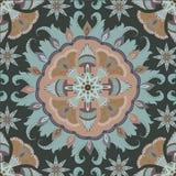 Uitstekende decoratieve achtergrond Islam, Arabisch, Indiër, Turks, Royalty-vrije Stock Afbeeldingen
