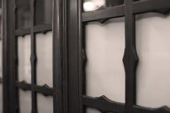 Uitstekende deur Royalty-vrije Stock Afbeeldingen