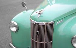 Uitstekende doorwaadbare plaatsprefect auto Stock Afbeeldingen