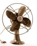 Uitstekende Elektrische Ventilator Royalty-vrije Stock Foto