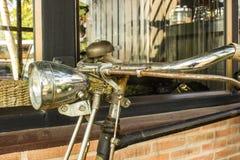 Uitstekende fiets Stock Foto's