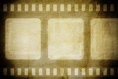 Uitstekende film Royalty-vrije Stock Afbeeldingen