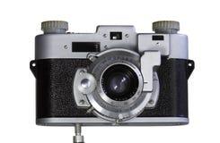 Uitstekende Film Camerra Stock Foto's