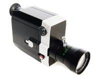 Uitstekende filmcamera Stock Foto