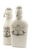 Uitstekende flessen Stock Foto's