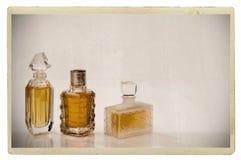Uitstekende foto van Keulen flessen Royalty-vrije Stock Foto's