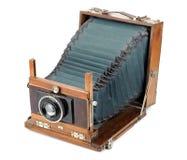 Uitstekende fotocamera Stock Afbeeldingen