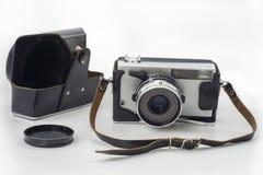 Uitstekende fotocamera Royalty-vrije Stock Foto