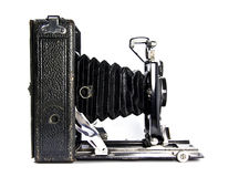 Uitstekende fotocamera Royalty-vrije Stock Foto's