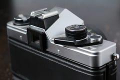 Uitstekende fotocamera Stock Foto