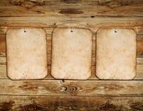 Uitstekende fotoframes Stock Fotografie
