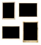 Uitstekende fotoframes Royalty-vrije Stock Fotografie