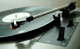 Uitstekende grammofoon Stock Afbeelding