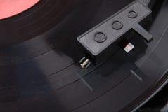 Uitstekende grammofoon Royalty-vrije Stock Foto