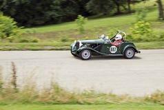 Uitstekende Grand Prixraceauto 607 stock foto