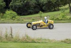 Uitstekende Grand Prixraceauto 999 stock afbeelding