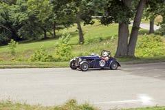 Uitstekende Grand Prixraceauto 776 stock afbeeldingen