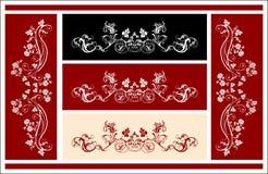 Uitstekende grenzen Royalty-vrije Stock Afbeelding