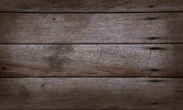 Uitstekende grunge houten textuur met schaduw Stock Foto's